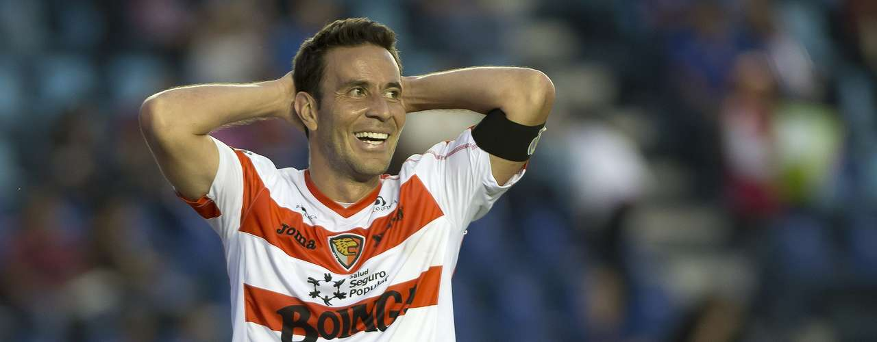 3. El tercer lugar es para el delantero colombiano de Jaguares, Luis Gabriel Rey, quien tiene 7 goles esta temporada. Este fin de semana anotó el gol de su equipo en el empate 1-1 ante Morelia.