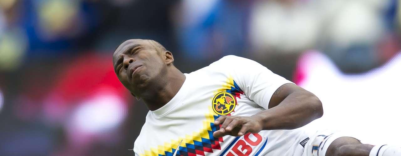 Corría el minuto 57 y América derrotaba 1-0 a San Luis en el estadio Azteca, Chrisitian Benítez entró solo al área, se enfiló ante el arco del 'Conejo; tenía libre a Jiménez, pero prefirió disparar y le entregó el balón a Óscar Pérez, el fin de la historia ya es conocido, Reales empató de penalti en el minuto 90.