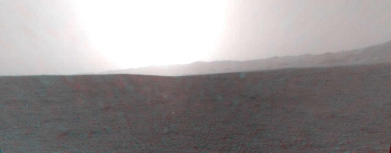 Tras el desperfecto de programación, este fueel periodo más largo sin actividad que tuvoel Curiosity desde que llegó al ecuador del planeta rojo el año pasado.