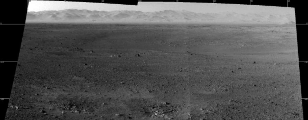 Los científicos anunciaron este añolos resultados de un nuevo análisis: Curiosity descubrió que alguna vez en la antigüedad el planeta tuvo un ambiente que pudo ser propicio para formas de vida primitiva.