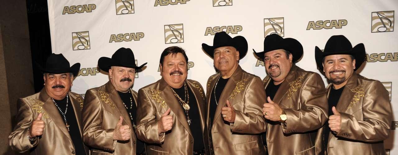 Ramón Ayala y sus Bravos del Norte fueron honrados con la distinciónVoz Creativa en los premios ASCAP. La estrella agradeción su galardón de la siguiente manera: \
