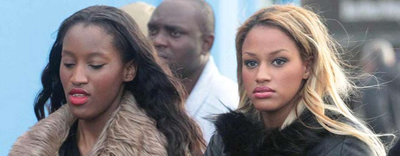 Many believe Neguesha was the reason Balotelli chose to return to Italy.