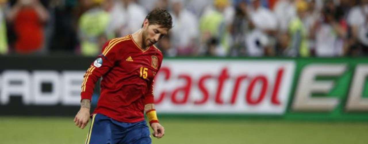 Ramos enmienda su error ante el Bayern Munich con un lanzamiento a lo \