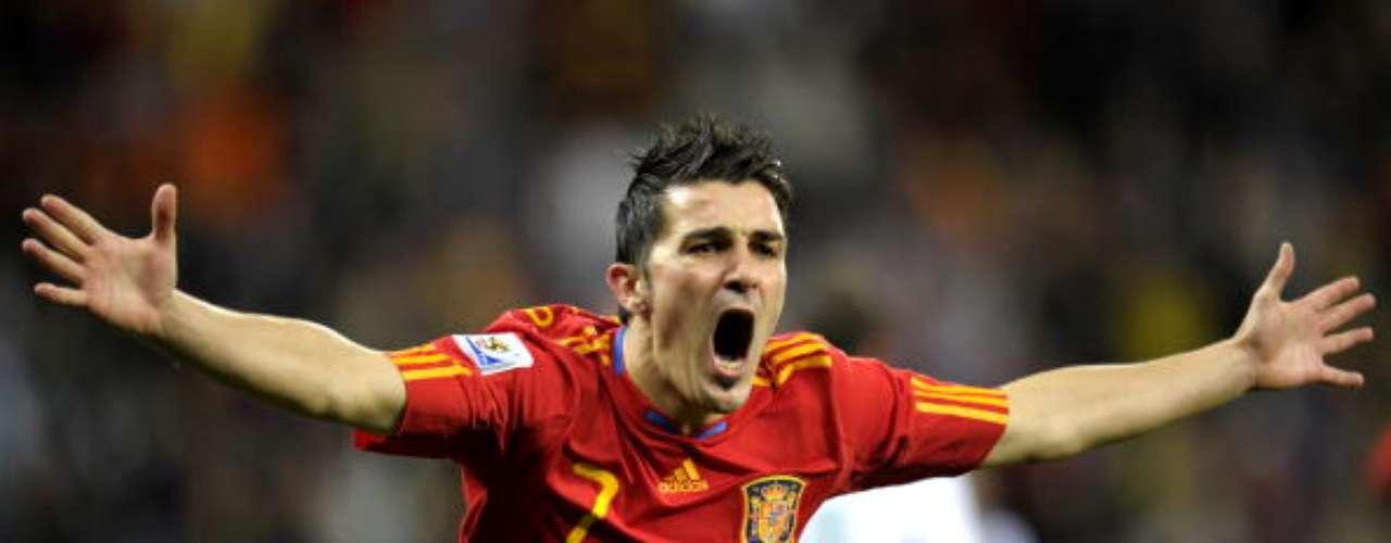 En octavos de final marcó el gol de la victoria ante Portugal.