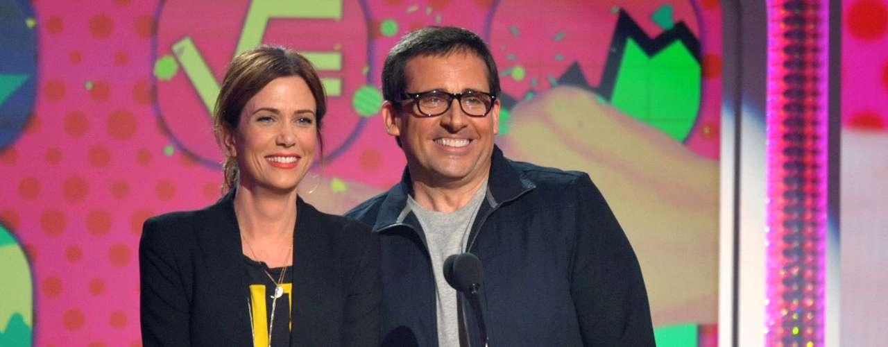 Kristen Wiig ySteve Carell hacen una graciosísima pareja en 'Despicable Me 2'