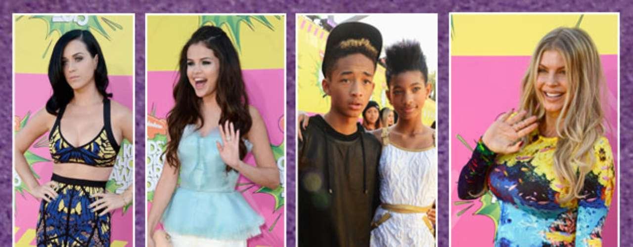 Así se desarrolló la alfombra morada de los Kids' Choice Awards, uno de los eventos más esperados del año que llega con toda la alegría y diversión para premiar a los actores y cantantes favoritos de chicos y grandes. Aquí todo el entretenimiento que se vivió en esta noche tan especial.