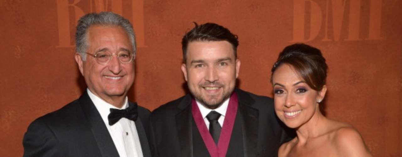 La Banda el Recodo ganó el Premio Icono BMI en reconocimiento de ser una de las agrupaciones d más influyentes en la historia de su género.