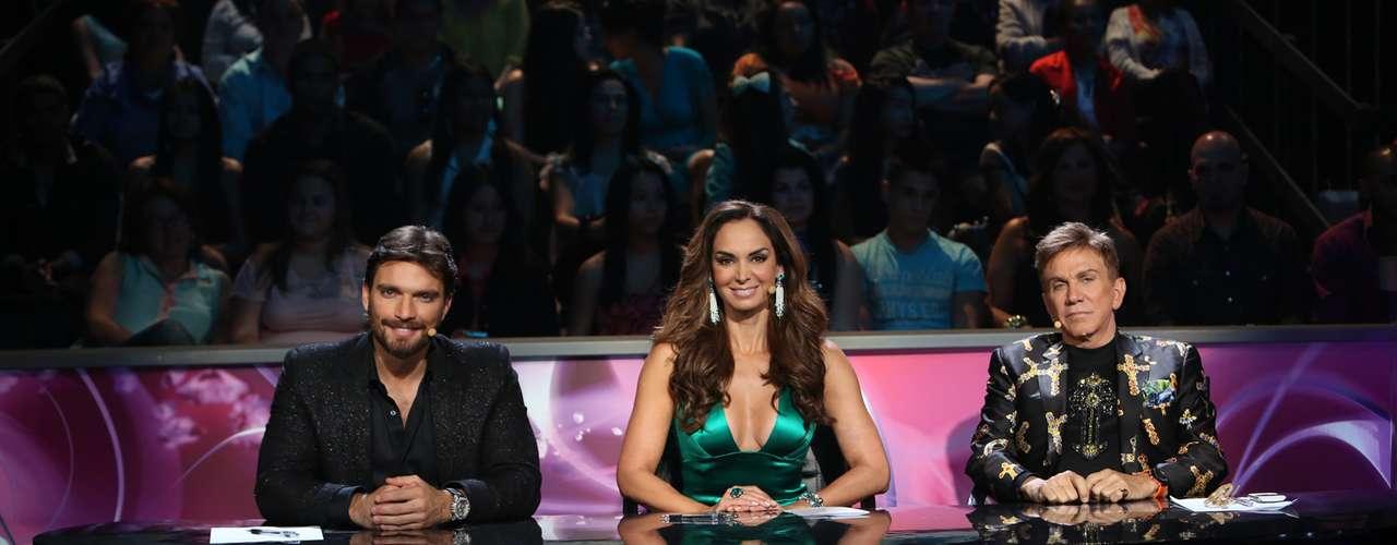 Por su parte, los jueces del encuentro: el actor Julián Gil, la ex Miss Universo mexicana Lupita Jones y el 'Zar de la belleza' Osmel Sousa, tenían encomendada la misión de eliminar a dos jóvenes de su grupo de candidatas y proteger a dos más.