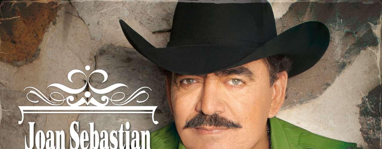 Joan Sebastian lanzó a la venta su más reciente producción titulada \