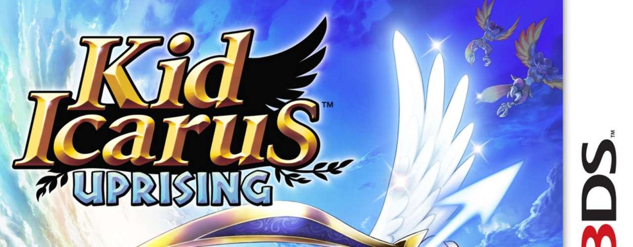 9.- Uno de los títulos iconos de Nintendo, no podía faltar en esta lista. Kid Icarus Uprising resucitó entre sus cenizas para la consola 3DS con tres nuevas facetas, es decir, puedes jugarlo de modo individual (donde el guerrero Pit se enfrentará al ejércitos del Inframundo), en la modalidad multijugador y online (aquí podrás hacerlo en 2 formas: En Luces y sobras se enfrentan 3 contra 3, mientras que Supervivencia pueden medir fuerzas hasta 6 jugadores) y finalmente, utilizando la tarjeta RA podrás escenificar batallas en el mundo real. Además Nintendo puso a tu disposición 9 diferentes y poderosas armas para ayudar al guerrero Pit a vencer esas épicas batallas.