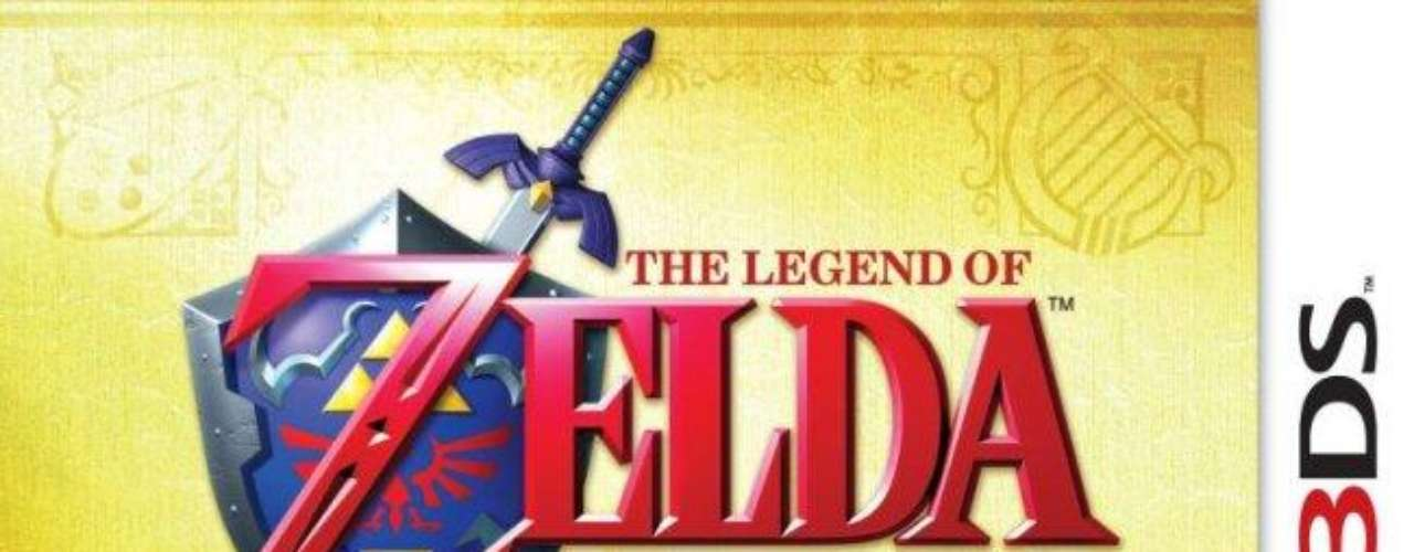 2.- Con gráficos remasterizados, un preciso sistema de control y modos de juego adicionales, The Legend of Zelda: Ocarina of Time 3D pinta para ser uno de los títulos emblemáticos de muchas generaciones que intentarán salvar al reino de Hyrule de su destrucción, viajando a través del tiempo para derrotar al malvado Ganondorf. Pero además, tendrás que vencer otro tipo de desafíos mentales llamados Puzles, los cuales aparecerán de diferentes maneras: acertijos ambientales y pruebas de lógica, estrategia, táctica, memoria, etc.