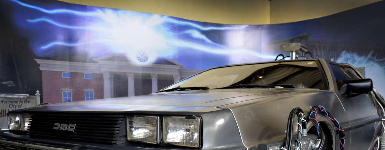Este es uno de los Mercedes Benz blindados en que circuló Augusto Pinochet durante su gobierno