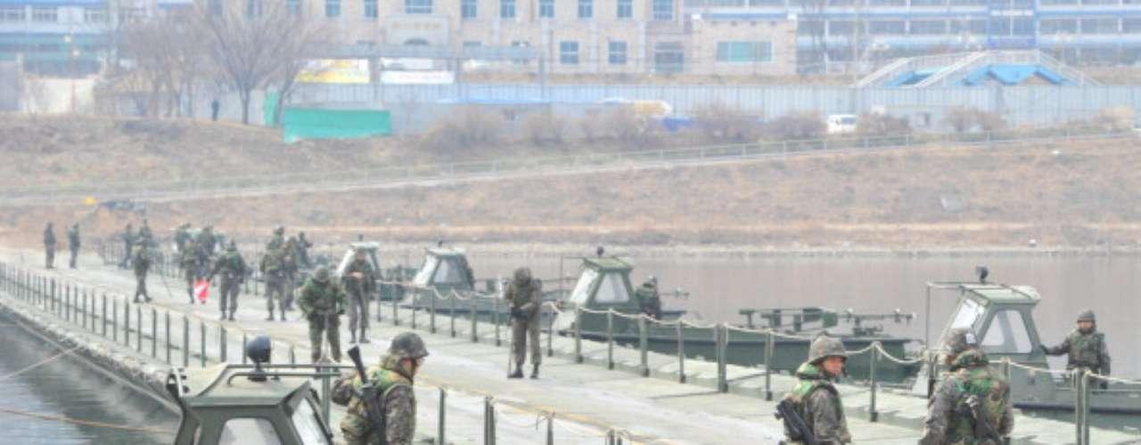 Desde hace décadas, la península coreana es sacudida con regularidad por bruscas subidas de tensión, que casi siempre siguen el mismo patrón: las amenazas cada vez más feroces de Pyongyang, luego la desaceleración, para volver a la calma.