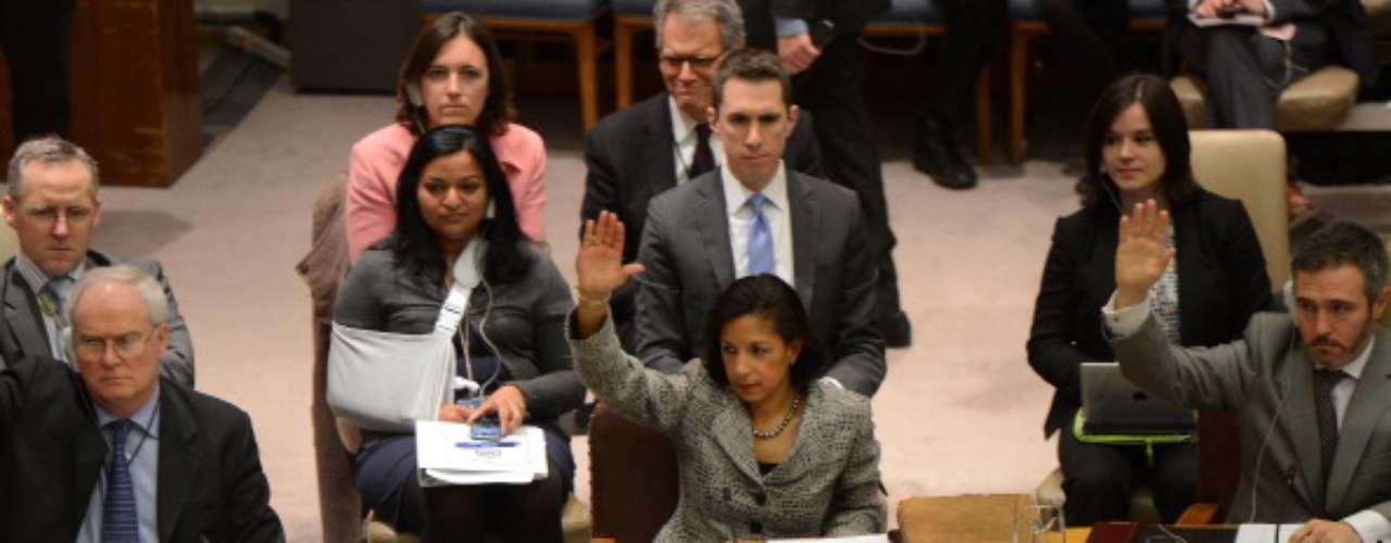 En el Consejo de Seguridad de las Naciones Unidas, representantes de EE.UU. y países aliados expresaron su rechazo hacia los programas nucleares que desarrolla Corea del Norte. Votaron para aplicar sanciones y exhortar a poner fin a las actividades balísticas. Corea auguró un ataque preventivo nuclear contra EE.UU.