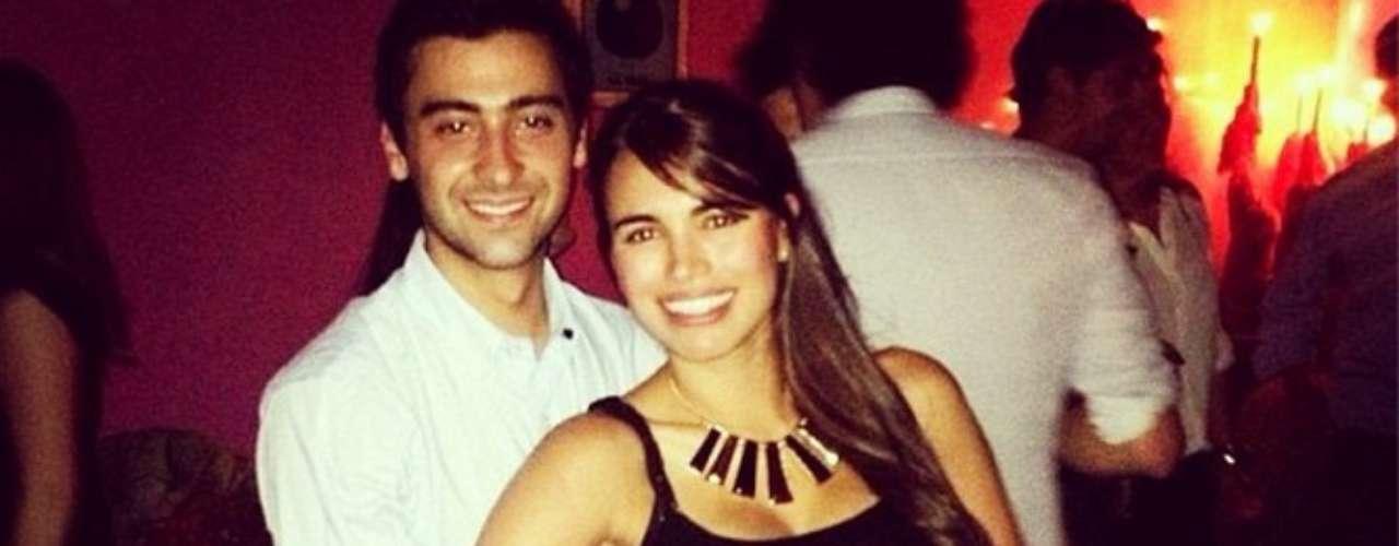 Variel Sánchez tiene gran parte de su Instagram dedicado a su novia.