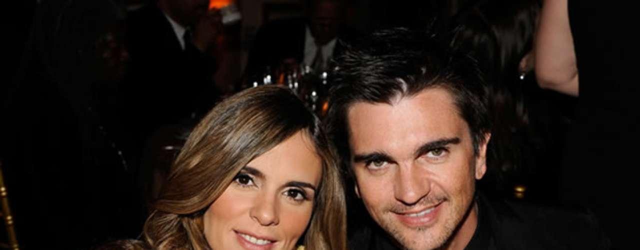 Karen Martínez y Juanes tienen tres hijos juntos. En varias ocasiones se ha hablado de una posible ruptura. Sin embargo, la pareja sigue firme.