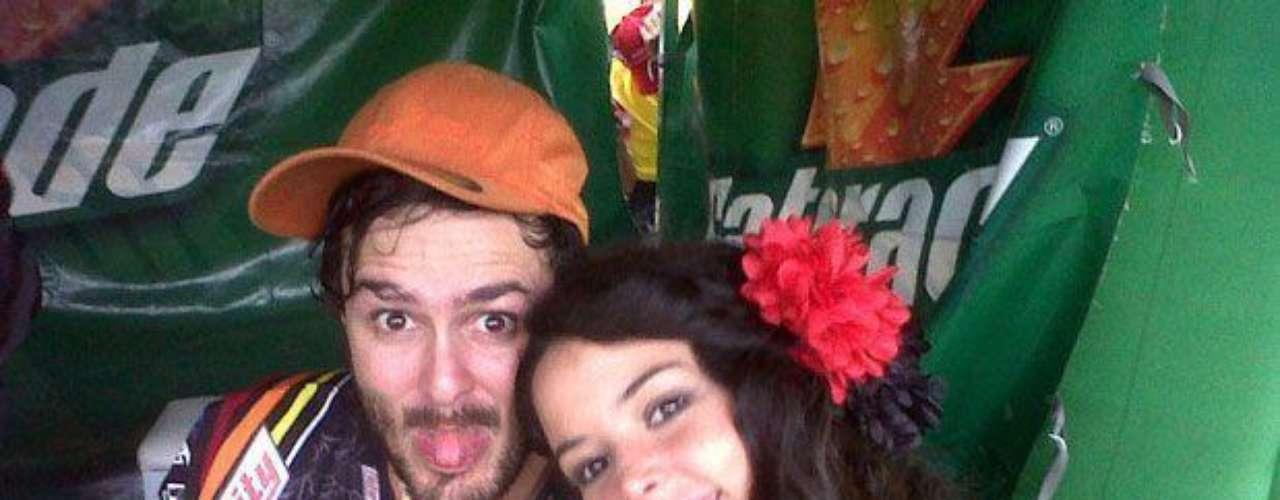 Maleja Restrepo y Tatán Mejía pasaron por el altar y hace poco se estrenaron como padres.