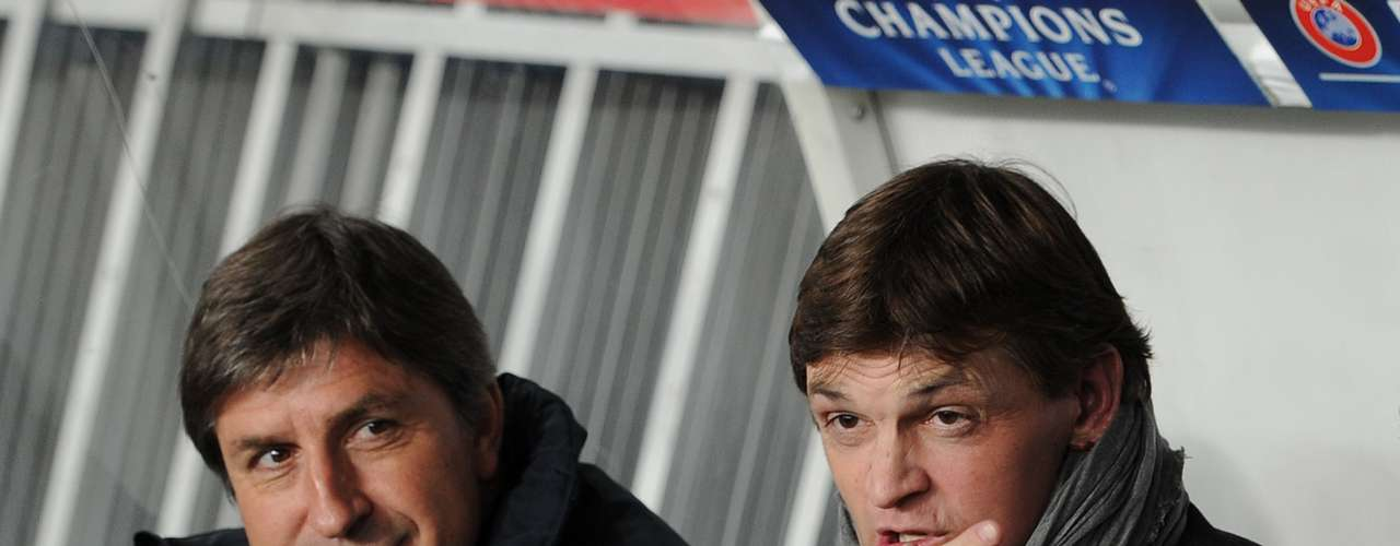 Tito contó con el apoyo de su segundo al mando, Jordi Roura, que hizo un buen trabajo reemplazándolo durante su ausencia.