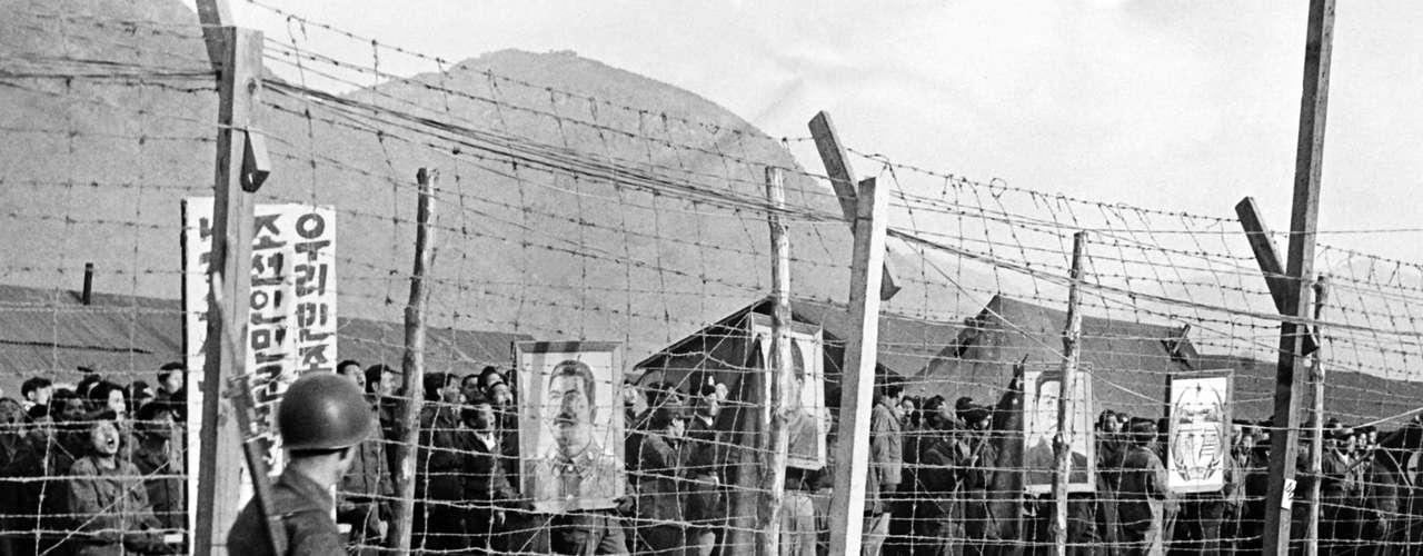 Después de la Segunda Guerra Mundial, la Guerra de las Coreas es una de las más sangrientas ya que unos 54 mil estadounidenses y 500 mil chinos murieron en el conflicto bélico.