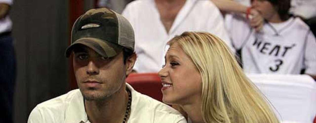 Hoy corren los rumores de que la bella ex tenista, que tiene como pareja al cantante Enrique Iglesias, está embarazada. Sin duda la historia la recordará como una de las mujeres más bellas que ha pisado una cancha de tenis.