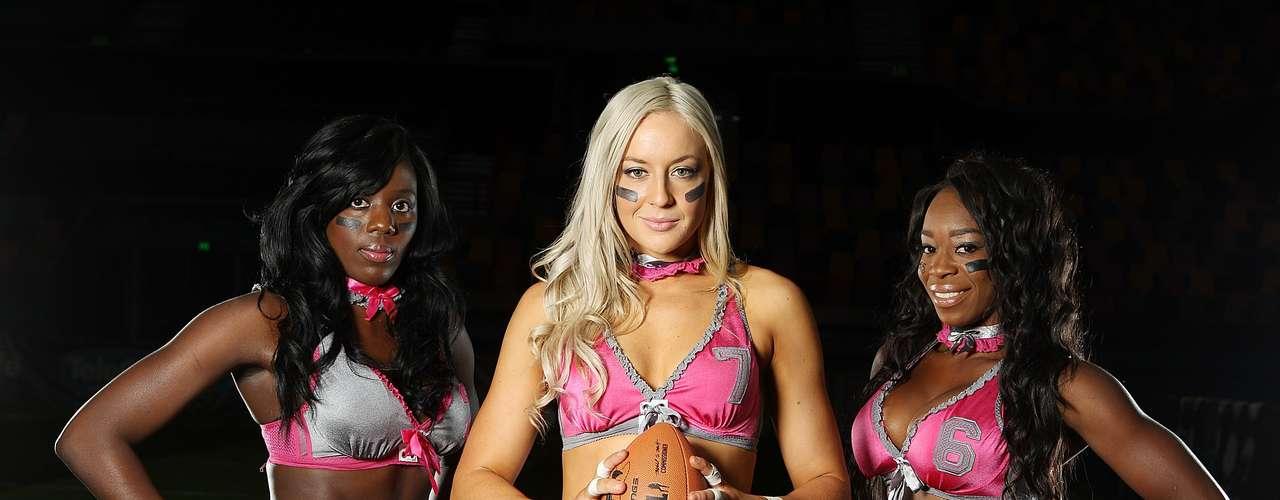 La máxima expresión de la belleza femenina y del futbol americano está a punto de regresar cuando déinicio la temporada en ropa interior, ahora llamada 'Legends Football League'.