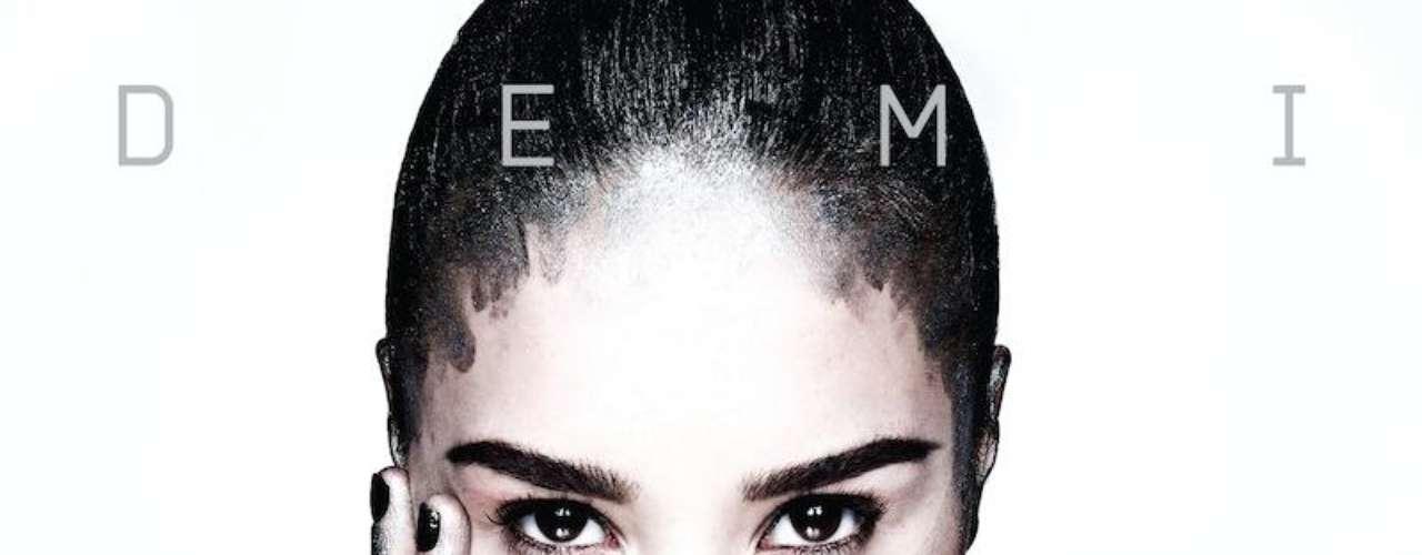 Demetria Lovato publicala carátura de su nuevoálbum, @ddlovato1:\