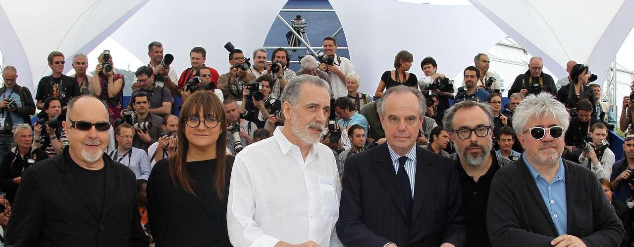 En mayo de 2010, Bigas Luna estuvo presente en la 63 edición delFestival de Cannes junto a Pedro Almodóvar, Alejandro de la Iglesia, Fernando Trueba e Isabel Coixet.