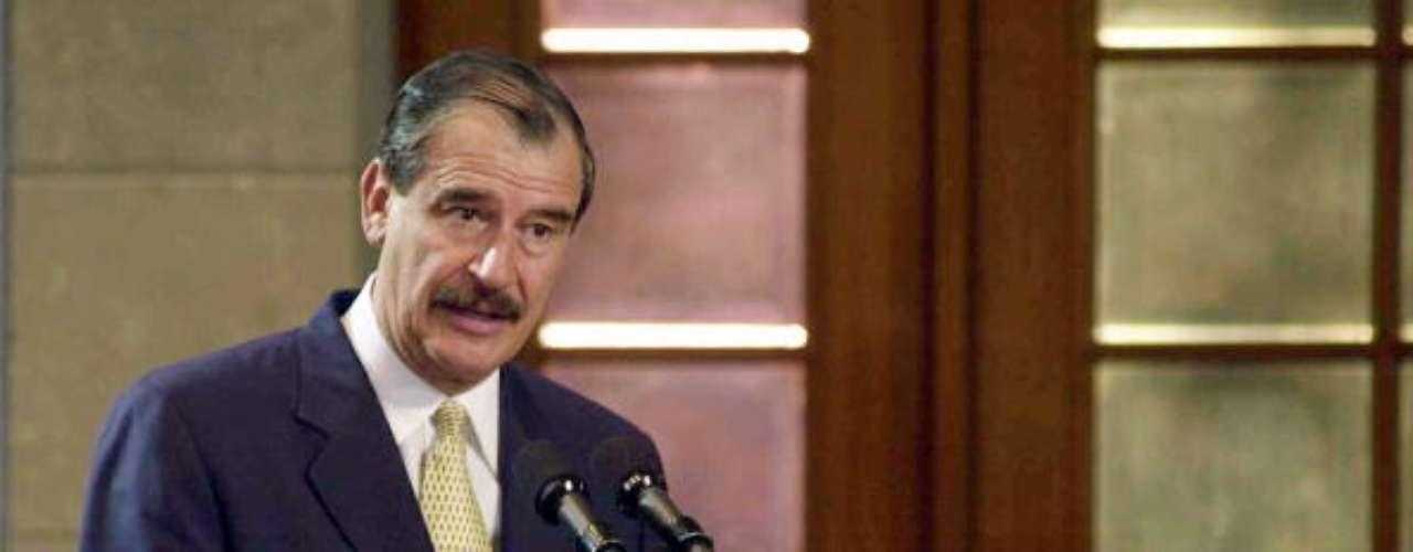 En el 2002, días antes de una Cumbre de Naciones Unidas en Monterrey, el presidente mexicano Vicente Fox recibió una carta de su par cubano, Fidel Castro, en la cual este último aceptaba la invitación al encuentro. Fox llamó a Castro y le espetó el famoso \