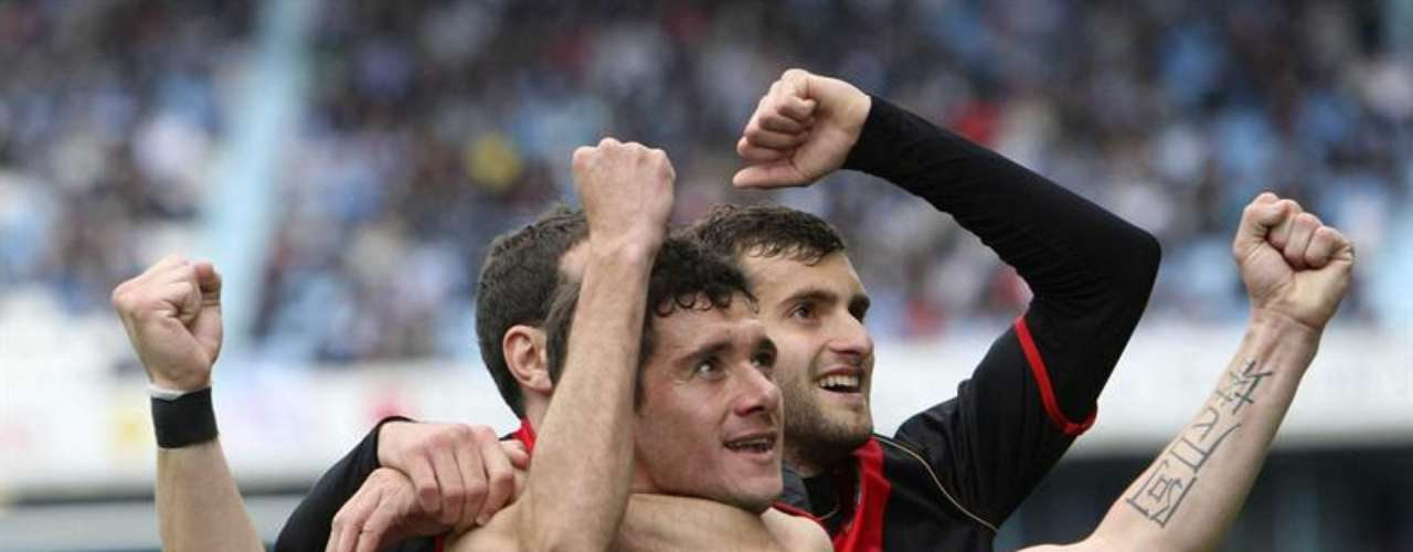 Rayo Vallecano consiguió tres valiosos puntos, imponiéndose 2-0 en campo del Celta.