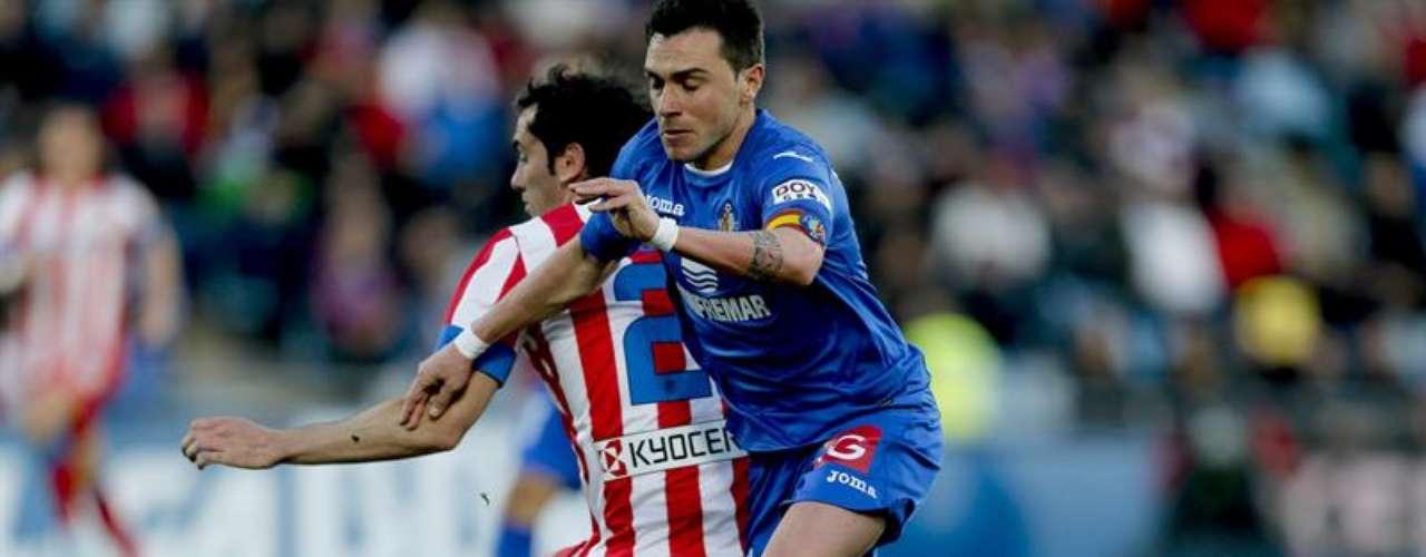Getafe y Atlético de Madrid protagonizaron el único 0-0 de la jornada.