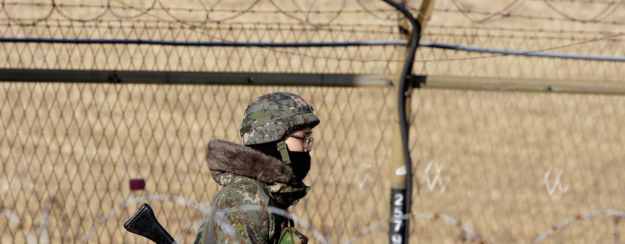 30 de marzo de 2013- Corea del Norte se declara en \