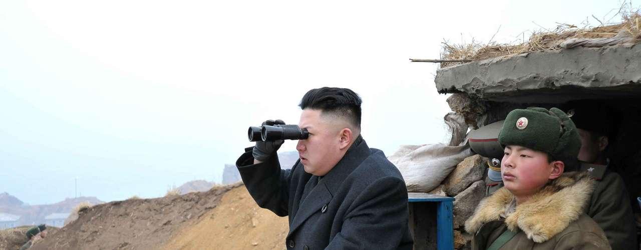 1 de abril de 2013- Corea del Norte informa del nombramiento como ministro de seguridad del país a Choi Bu-il, hombre de confianza de Kim Jong-un.