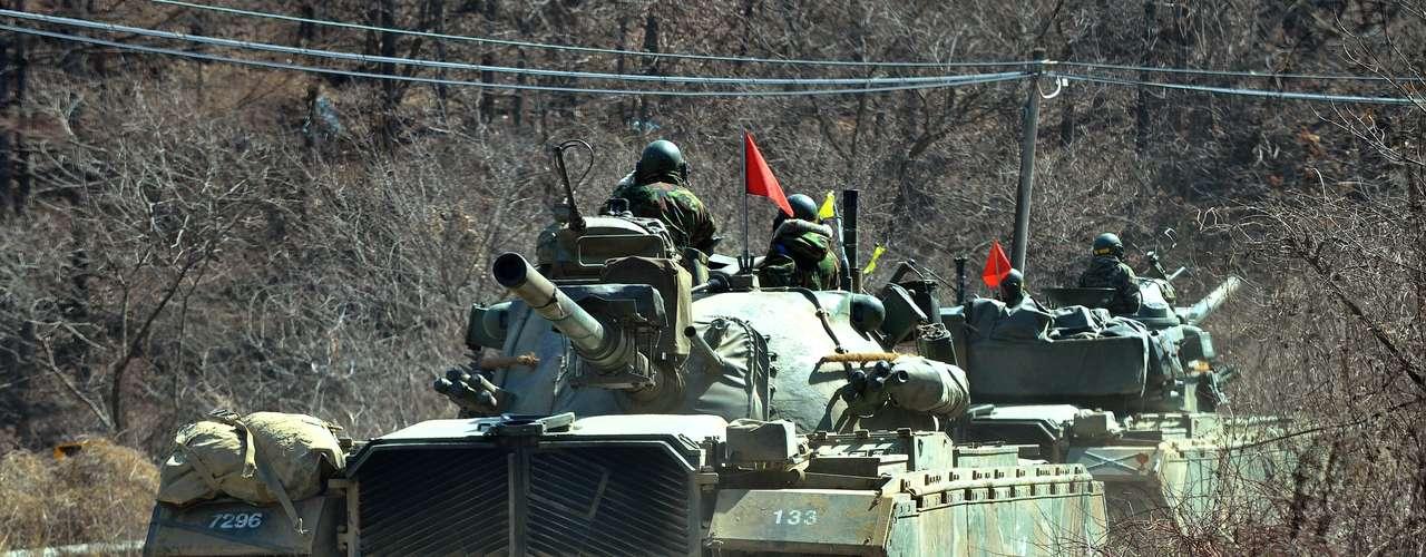 21 de marzo de 2013 - Pyongyang dice que tiene a su \