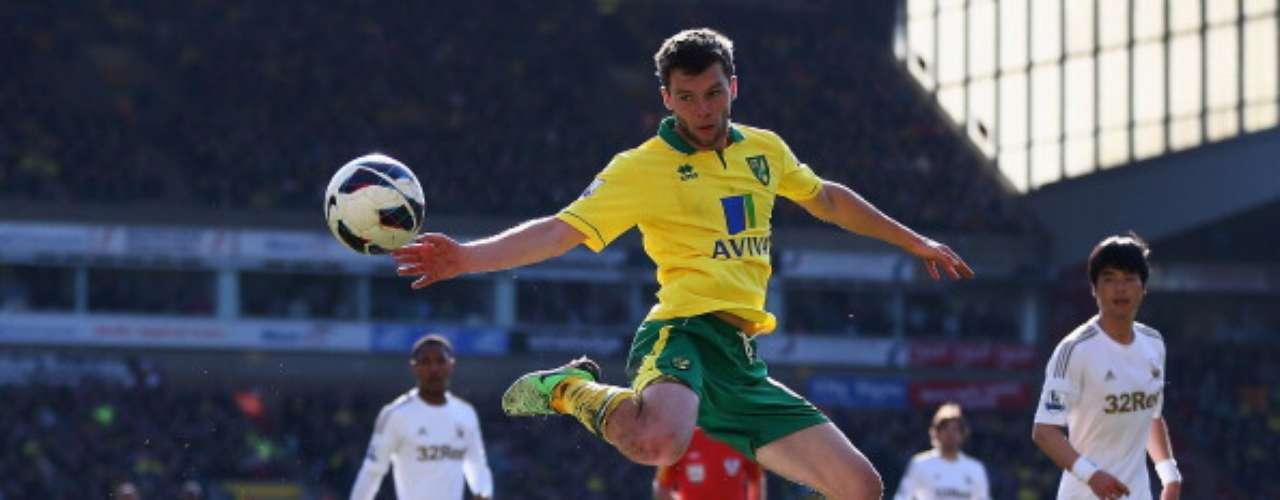 Norwich City no pudo aprovechar del todo la condición de local y empató2-2 contra Swansea City.
