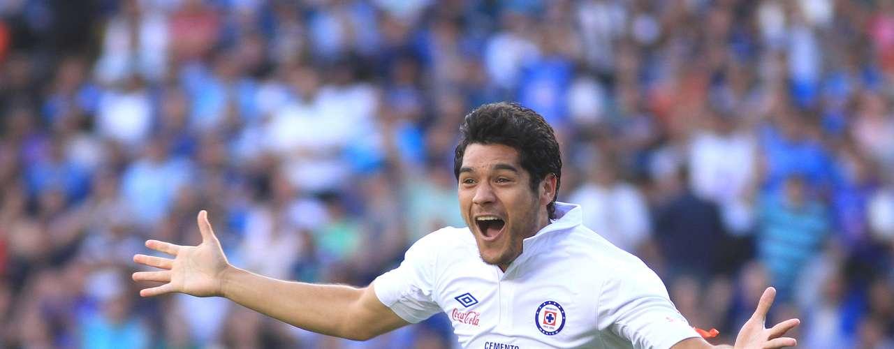 Delantero - Javier Orozco - Cruz Azul. El 'Chuletita' hizo el gol de la victoria para La Máquina ante Querétaro