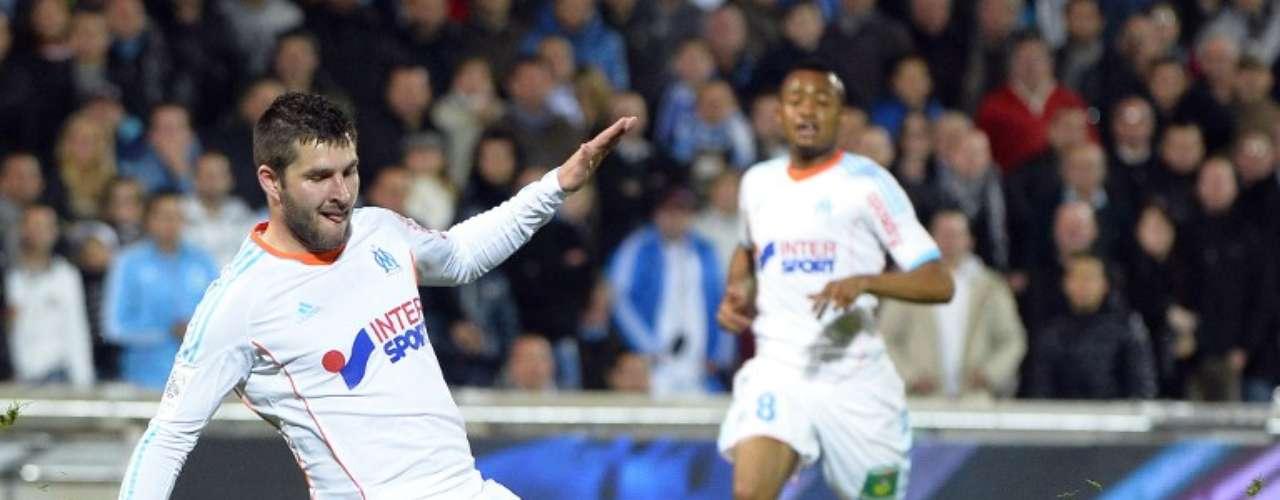 Marsella abrió la jornada 31 de la Ligue 1 del futbol de Francia, con triunfo 1-0 sobre Burdeos, que le permite seguir en segundo lugar.
