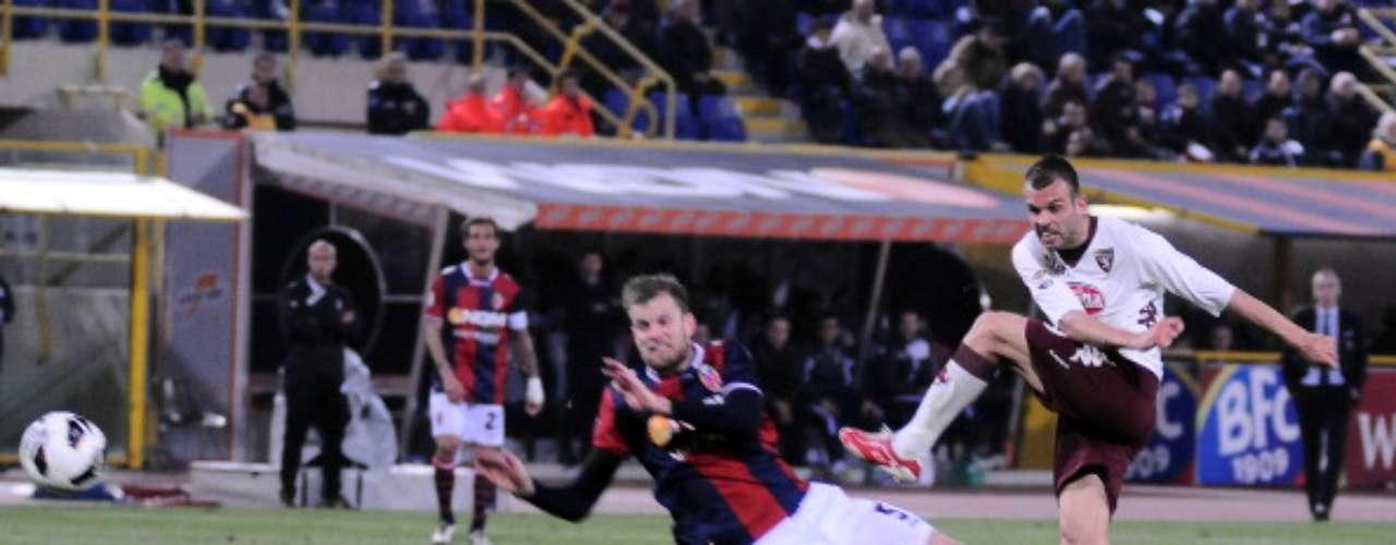 Bologna y Torino dieron un buen partido y dividieron puntos (2-2).