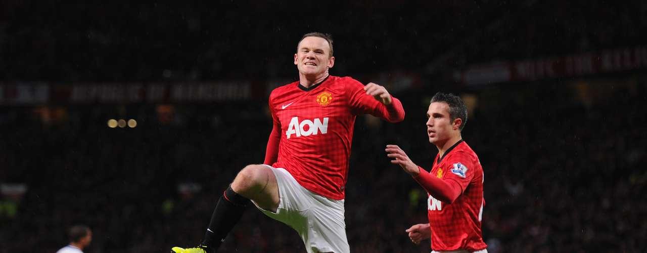 Wayne Rooney está listo para regresar con el United luego de una lesión en la ingle en su participación con su selección; es la figura del equipo y líder en asistencia con nueva, además de los 12 goles que ha marcado en la temporada.