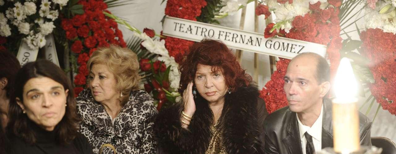 Al parecer, la actriz habría subido una subida de tensión que le provocó un desmayo de la que se le ha podido reanimar. Su última aparición pública tuvo lugar en el entierro del actor de Tony Leblanc.