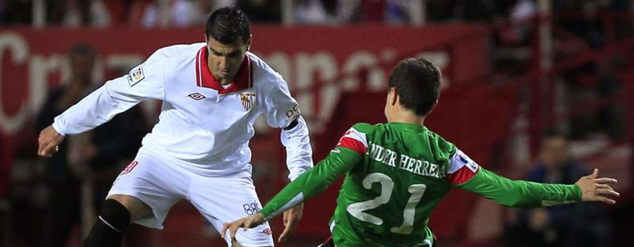 Jornada 30ª. Sevilla - Athletic.