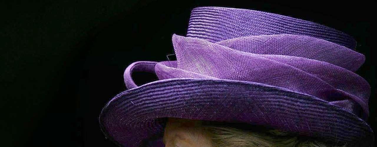 Fotografía de Margaret Thatcher del 14 de Julio de 2007