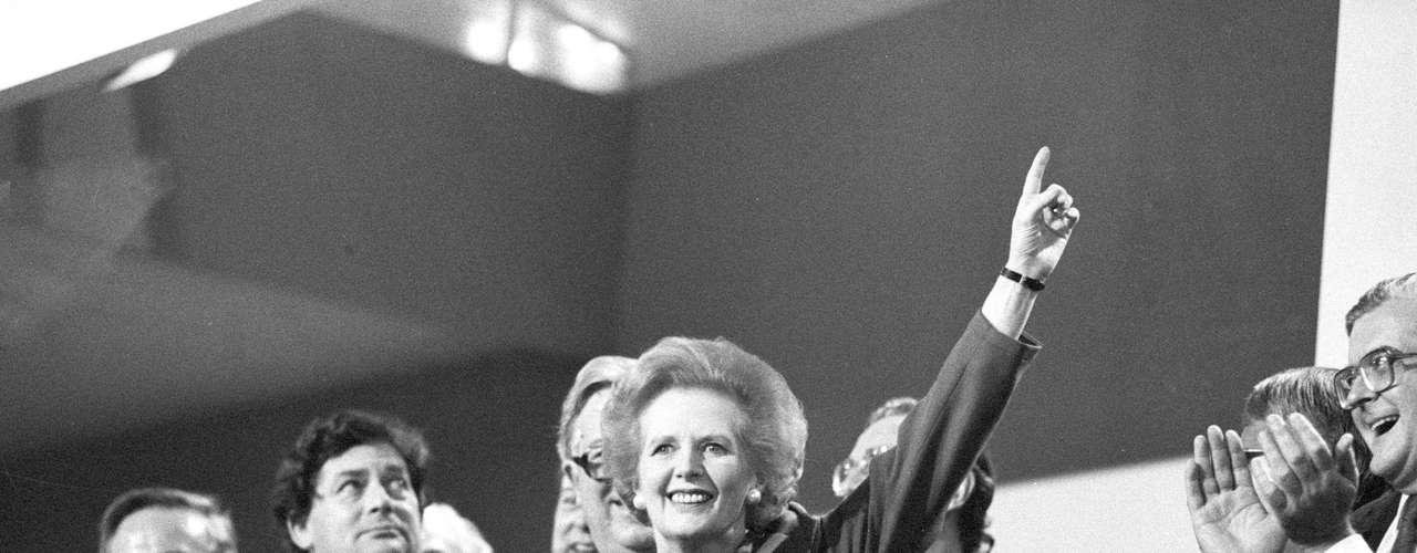 Desde entonces, su carrera al 10 de Downing Street, residencia de los primeros ministros, fue meteórica al ganar los comicios de 1979 en momentos en que el Partido Laborista estaba debilitado y el país parecía paralizado por las huelgas y la crisis económica. (Fuente: Agencias)