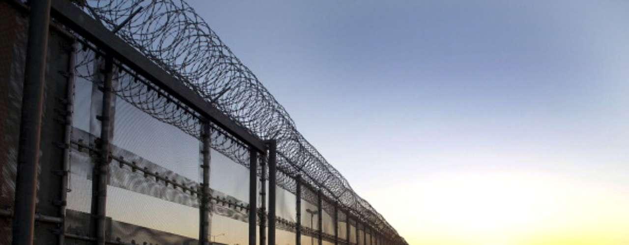 Timothy Hamill, agente de la patrulla fronteriza de San Diego (sur de California) asegura que,\