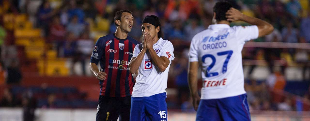 Jesus Corona had his rare mistake in the 77th minute and Atlante was close to scoring but Orozco was able to clear it.