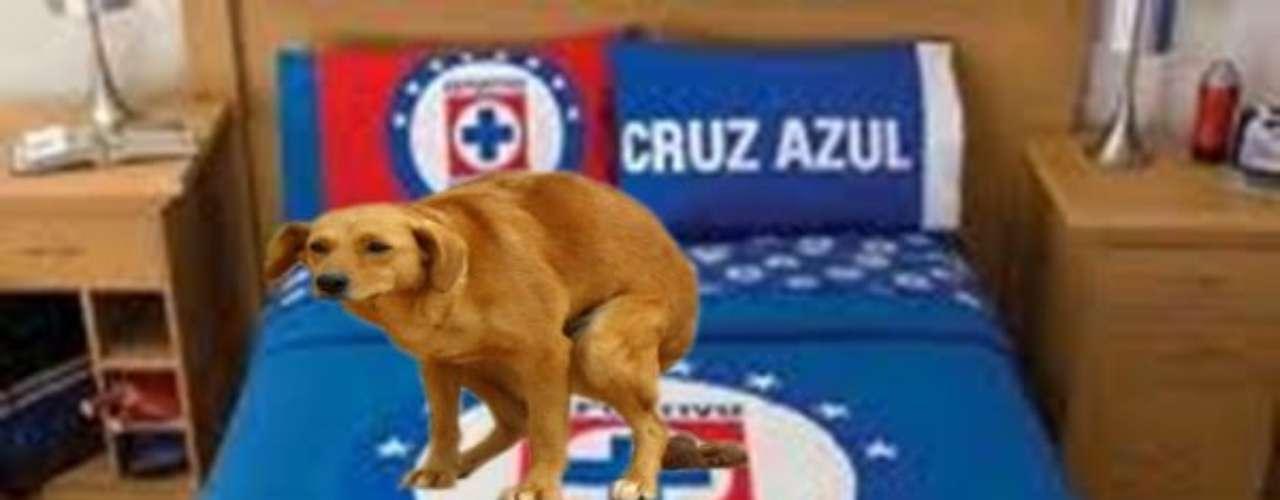 La gente no reparó en su ingenio para burlarse por el campeonato de Copa de Cruz Azul