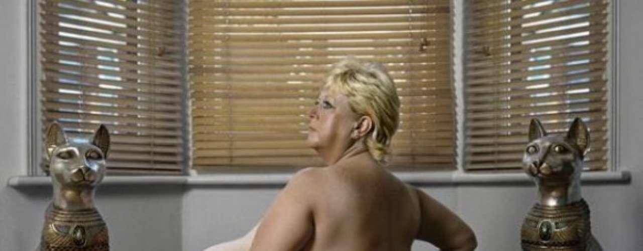 'Fotografío mis modelos desnudas y serenas, para crear un orgulloso cómodo, y representación constructiva de sí mismos en frente del espectador'.