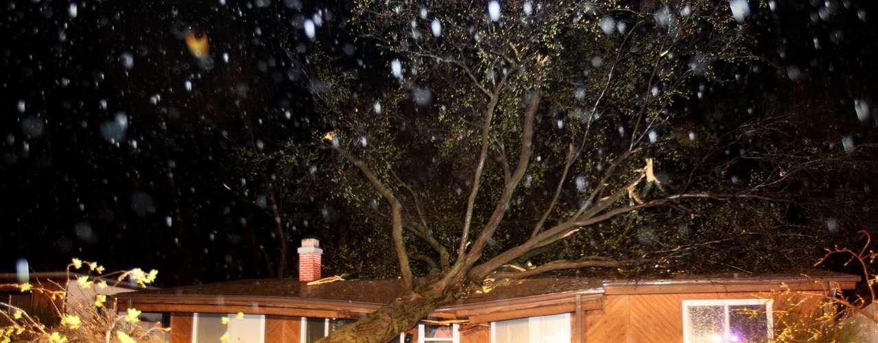 El gobernador de Missouri, Jay Nixon, declaró estado de emergencia en respuesta al daño en la región de San Luis y a los apagones en el sur del estado. Nixon planea inspeccionar este jueves el daño por la tormenta.
