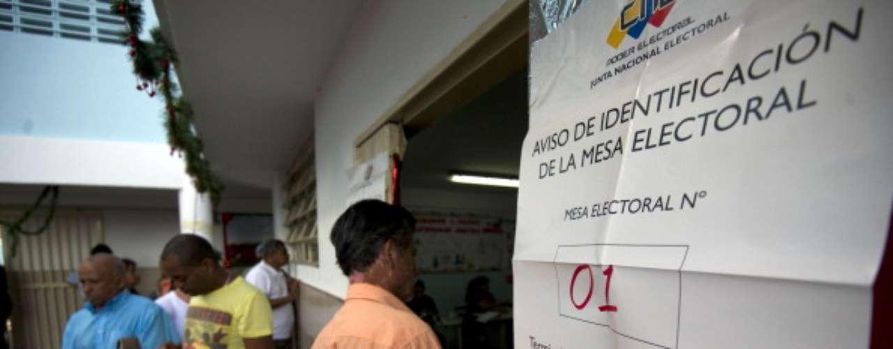 El Consejo Nacional Electoral destacó el modernismo del sistema electoral que ostenta Venezuela. Adelantó que de cuatro a seis minutos una persona podría durar ejerciendo su derecho al voto, mientras realiza la verificación de sus datos, huella dactilar, vota y firma el acta comicial.