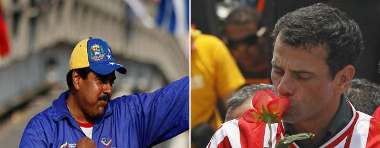 Las campañas rumbo a las elecciones presidenciales de Venezuela ya han terminado, este14 de abril se elegirá al mandatario que finalizará en 2019 el periodo comenzado el 10 de enero por el fallecido presidente. Terra seleccionó algunas de las frasesy hechos que le han dado calor a la contienda, que incluso, inicio desde antes de que Chávez muriera.