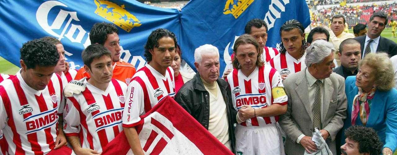 Horacio Casarín, figura del futbol mexicano,fue el primer campeón de goleo de este equipo en la temporada 1951-52 (17 tantos).